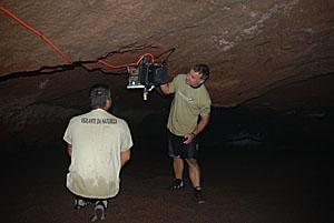 Desertas camera installation